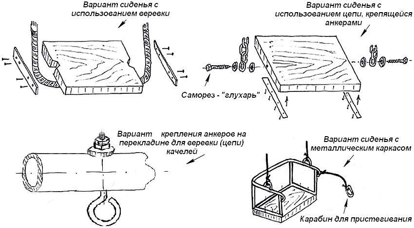 dachnye-kacheli-foto-video-raznovidnosti-konstruktsij-shemy-i-chertezhi-39