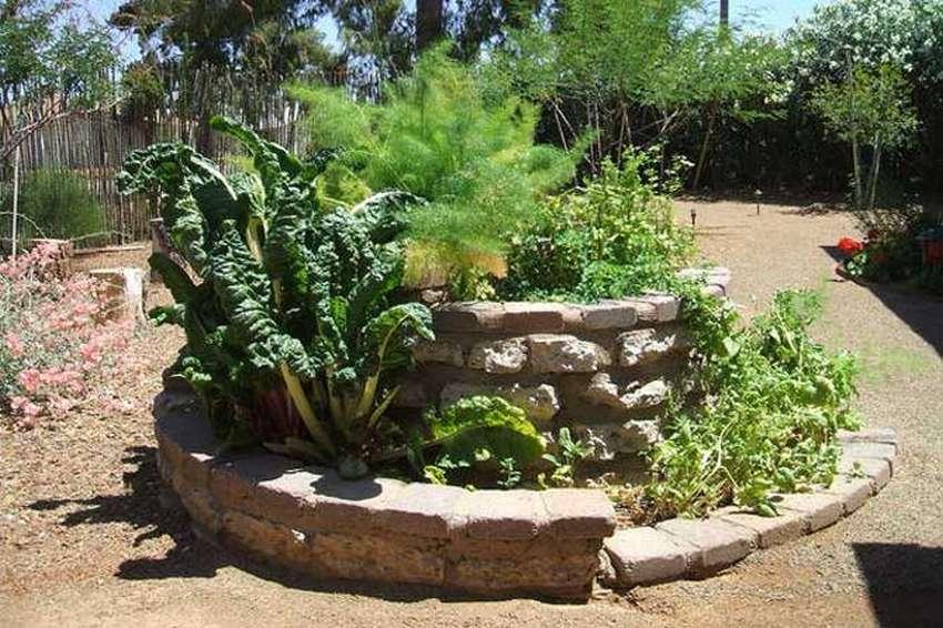 spiralnye-klumby-foto-primery-kak-sdelat-svoimi-rukami-1